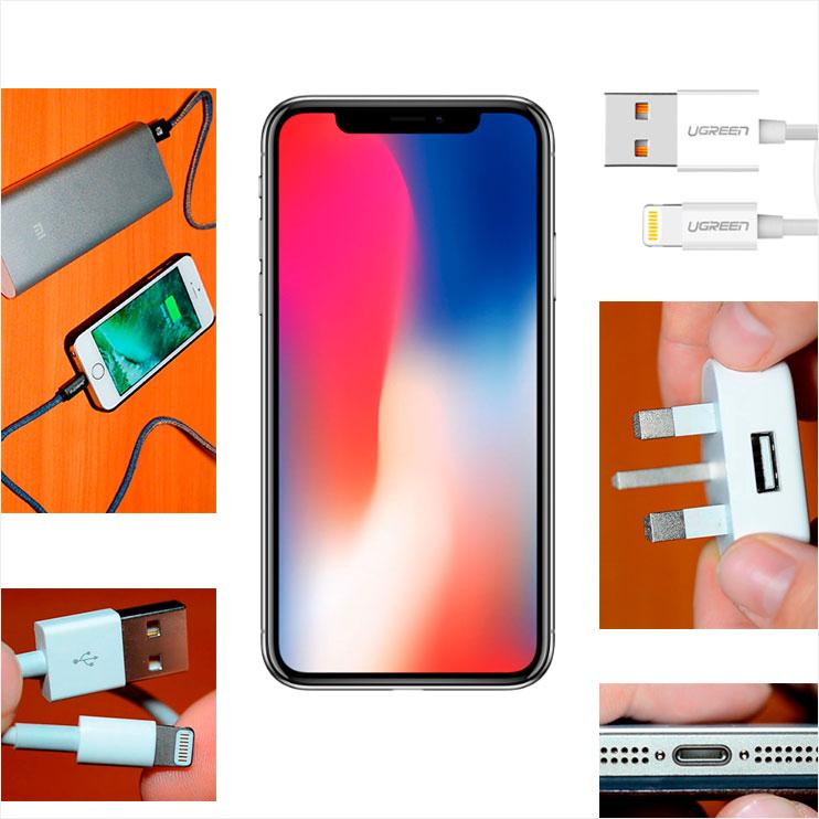 7 причин почему не заряжается iPhone