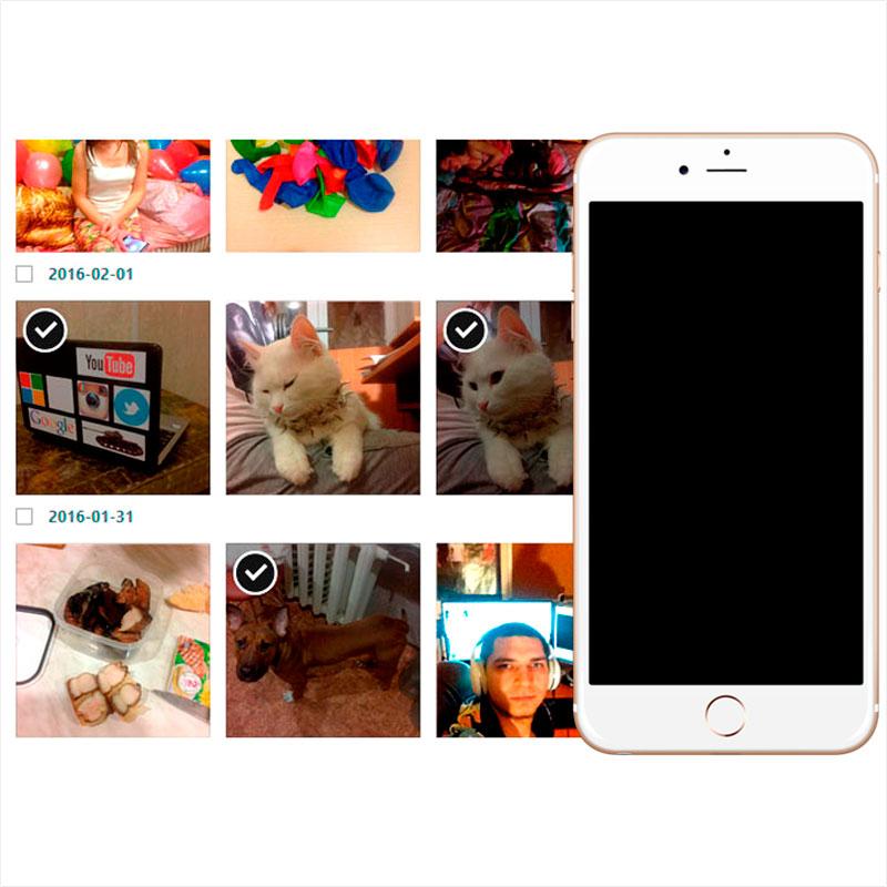 Как скинуть фото с Айфона на компьютер? +Видеоурок
